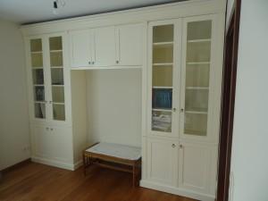 Biblioteka biała na wymiar
