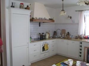 Kuchnia w stylu prowansalskim biała na wymiar