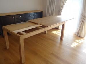 stół dębowy rozkładany na wymiar