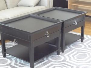 stolik czarny na wymiar
